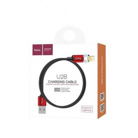 HOCO - Hoco Magnetic 8-Pin iPhone iPad Lightning charging cable - iPhone data cables  - H61134-CB www.NedRo.us