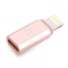 HOCO - Hoco OTG Micro USB to Lightning Adapter for iPhones and iPads - USB adapters - H61138