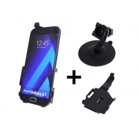 Haicom, Haicom dashboard phone holder for Samsung Galaxy A7 HI-502, Car dashboard phone holder, HI-001-SET
