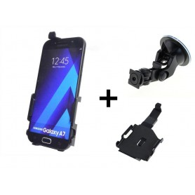 Haicom - Haicom car Phone holder for Samsung Galaxy A7 HI-502 - Car window holder - HI003-SET www.NedRo.us