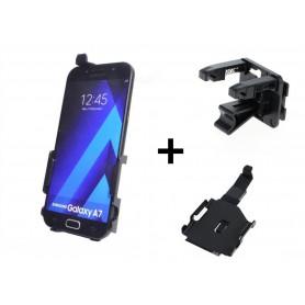 Haicom - Car-Fan Haicom Phone holder for Samsung Galaxy A7 HI-502 - Car fan phone holder - HI004-SET