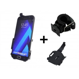 Haicom, Haicom bicycle phone holder for Samsung Galaxy A7 HI-502, Bicycle phone holder, HI005-SET