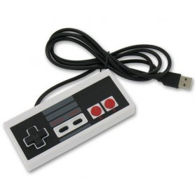 NedRo, USB Controller wired NES look-a-like YGN102 , Other games and consoles, YGN102, EtronixCenter.com