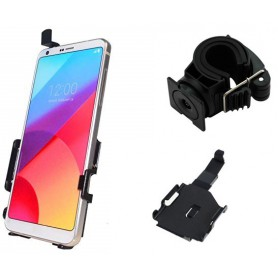 Haicom, Haicom phone holder for LG G6 HI-512, Bicycle phone holder, HI021-SET-CB, EtronixCenter.com