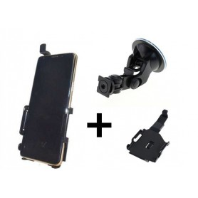Haicom, Haicom phone holder for Samsung Galaxy S9 HI-514, Bicycle phone holder, HI031-SET-CB, EtronixCenter.com