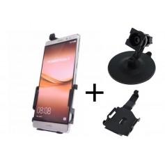 Haicom - Haicom phone holder for Huawei Mate 10 LITE HI-511 - Bicycle phone holder - HI056-SET-CB