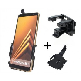 Haicom - Haicom phone holder for Samsung Galaxy A8 Plus HI-513 - Bicycle phone holder - HI062-SET-CB www.NedRo.us