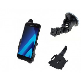Haicom - Haicom phone holder for Samsung Galaxy A3 (2017) HI-499 - Bicycle phone holder - HI081-SET-CB www.NedRo.us