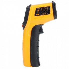 Benetech - BENETECH GM320 LCD Infrared Thermometer -50-330C - Test equipment - AL310 www.NedRo.us