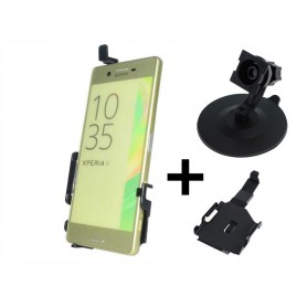 Haicom - Haicom phone holder for Sony Xperia X HI-486 - Bicycle phone holder - HI116-SET-CB www.NedRo.us