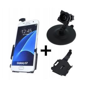 Haicom - Haicom phone holder for Samsung Galaxy S7 HI-462 - Bicycle phone holder - HI136-SET-CB
