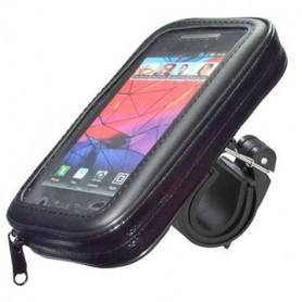 Haicom - Haicom Universal bicycle holder (Size L) 15.8 x 7.8 cm - Bicycle phone holder - HI160-SET
