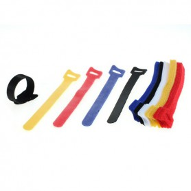 OTB - Cable management - Velcro tape 25 pcs 15cm - Various computer accessories - ON6266 www.NedRo.us