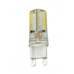 Oem, G9 7W Cold White 64LED SMD3014 LED Lamp (not dimmable), G9 LED, AL300-7CW-CB