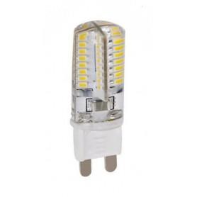 NedRo, G9 9W Warm White 48LED SMD2835 LED Lamp (not dimmable), G9 LED, AL300-9WW-CB