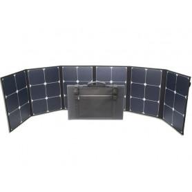 PowerOak - S120 PowerOak Portable Solar Panel 120W/18V - Solar panels and wind turbines - S120 www.NedRo.us