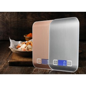 NedRo - Digital Precision Kitchen Scale - Up to 5000g 5Kg - Digital scales - AL318-CB