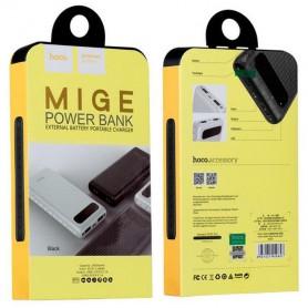 HOCO, 20000mAh HOCO B20A Mige Dual USB Powerbank 5V/2.1A, Powerbanks, H60375-CB
