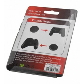 NedRo - 4x Thumbgrips for PS3 PS4 Xbox 360 Xbox One Controllers YGP455 - PlayStation 3 - YGP455