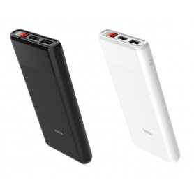 HOCO - 12000mAh HOCO B35C Airplane Allowed Powerbank 5V/2.1A - Powerbanks - H100239-CB www.NedRo.us