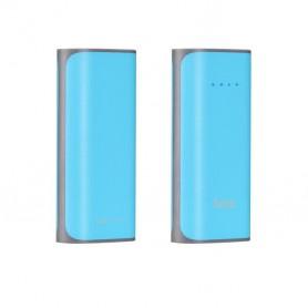 HOCO, HOCO 5200mAh Powerbank B21-5200 Tiny Concave 5V/1A, Powerbanks, H60735-CB
