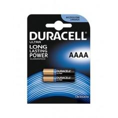 Duracell - Duracell Ultra AAAA MX2500 E96 LR8D425 MN2500 - Other formats - BS338-CB