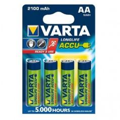 VARTA AA / Micro / HR06 2100mAh 1.2V Rechargeable Battery