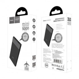 HOCO - HOCO Entourage 5000mAh B35D Slim Powerbank 5V/1A - Powerbanks - H100238-CB www.NedRo.us