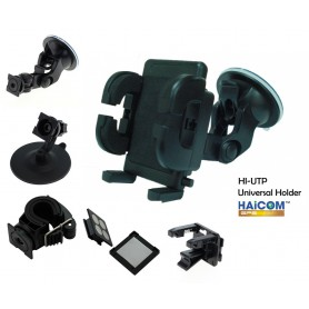 Haicom - Haicom HI-250 Universal 4 to 10.5 cm Phone Holder - Car dashboard phone holder - FI-250-CB www.NedRo.us