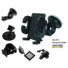 Haicom - Haicom HI-250 Universal 4 to 10.5 cm Phone Holder - Car dashboard phone holder - FI-250-CB