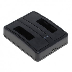 OTB - Double USB Charger for Sony NP-BX1 - Sony photo-video chargers - ON6270 www.NedRo.us
