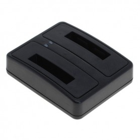 OTB - Double USB Charger for Canon NB-6L NB-6LH - Canon photo-video chargers - ON6271 www.NedRo.us