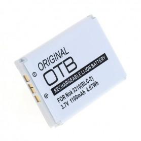 OTB - Battery for 3310 / 6800 BLC-2 1100mAh 3.7V - Nokia phone batteries - ON6274 www.NedRo.us