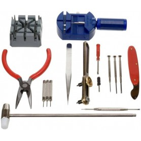 unbranded, 16-part watch tool set Watch Tool Kit, Watch tools, TB003