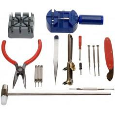 16-part watch tool set Watch Tool Kit