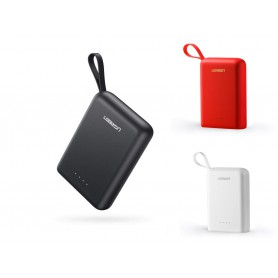 UGREEN - UGREEN 10000mAh Mini Dual USB Powerbank 1A/2.1A - Powerbanks - UG421-CB www.NedRo.us
