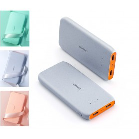 UGREEN - UGREEN 10000mAh Dual Fashion USB Powerbank 1A/2.1A - Powerbanks - UG422-CB