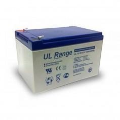 Ultracell - Ultracell UL12-12 12V 12Ah 12000mAh Rechargeable Lead Acid Battery - Battery Lead-acid  - NK402