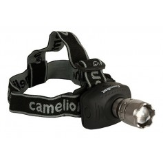 Camelion, Camelion 3W LED Headlamp 130Lm + 3x AAA batteries, Flashlights, BS346