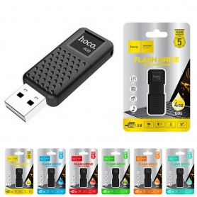 HOCO - Hoco Premium UD6 USB flash disk Intelligent 2.0 - SD and USB Memory - H042-CB