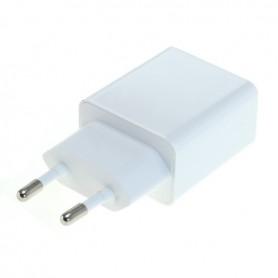 OTB - 2-Portos USB 2.4A 100-240V Multi adapter EU Plug - Ac charger - ON6279 www.NedRo.us