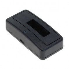 OTB - USB Charger for GoPro AABAT-001 Hero (2018) 5/6/7 Black - GoPro photo-video chargers - ON6284