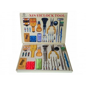 NedRo - 23-part watch tool set Watch Tool Kit - Watch tools - TB005
