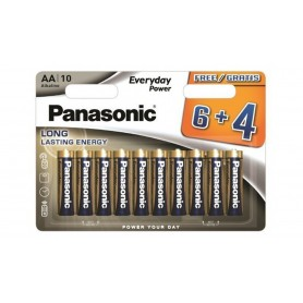 Panasonic, AA/LR6 Panasonic Alkaline Everyday Power, Size AA, BS361-CB