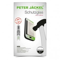 Peter Jäckel - Peter Jackel HD Tempered Glass for Samsung Galaxy A7 SM-A700 - Samsung Galaxy glass - ON1957
