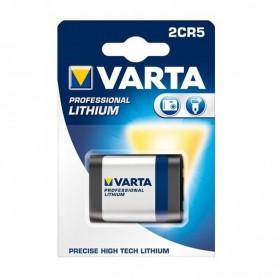 Varta, Varta 2CR5 6V 1600mAh Professional Photo Lithium, Other formats, BS367-CB