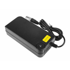 Green Cell, Green Cell 29.4V 4A (Cannon 3-Pin) eBike Battery Charger, Battery charger accessories, GC027