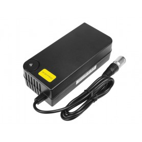 Green Cell - Green Cell 29.4V 4A (Cannon 3-Pin) eBike Battery Charger - Battery charger accessories - GC027 www.NedRo.us