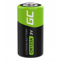 Green Cell CR123A 3V 1400mAh Lithium battery