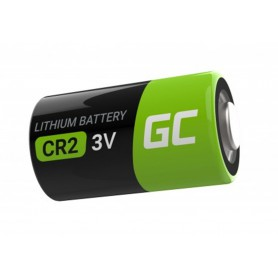 Green Cell, Green Cell CR2 3V 800mAh Lithium battery, Other formats, GC045-CB, EtronixCenter.com